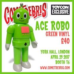 ToyCon Ace Robo