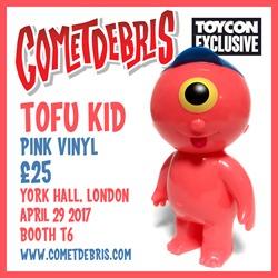ToyCon Tofu Kid