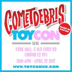 UK Toycon 2017 Teaser