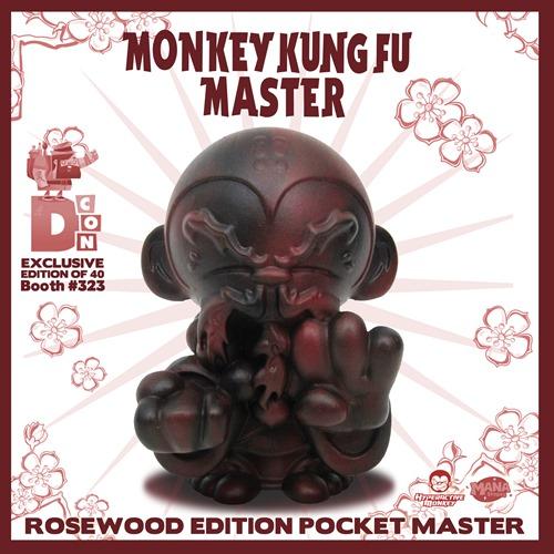 RosewoodPocketMonkeyKungFuMaster