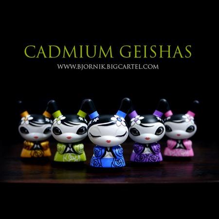 Cadmium Geisha 2