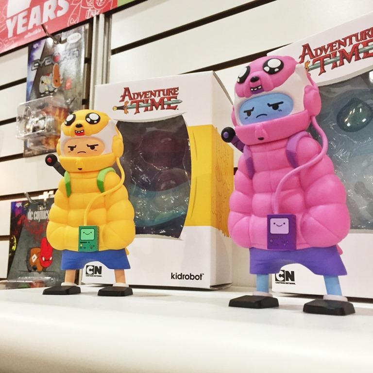 Cartoon Network Toys : Vinyl pulse kidrobot cartoon network adventure time