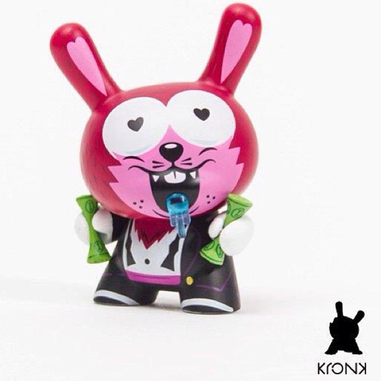 Kidrobot Kronk From Kidrobot of Kronk's