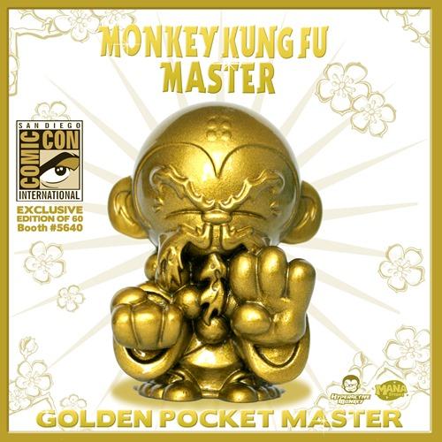 GoldenPocketMonkeyKungFuMaster