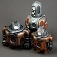 Renold Mk2, Renold Mk1 and Runcible Mk2 - Copper editions over the years (1)