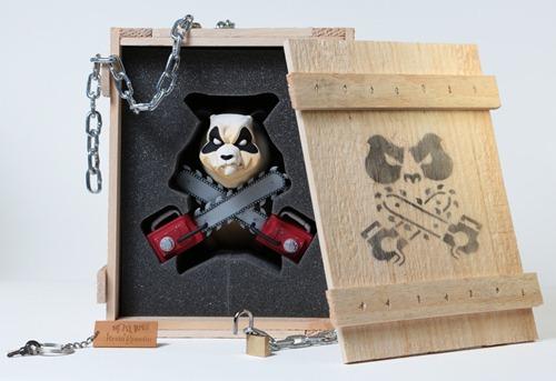 Panda Open Box