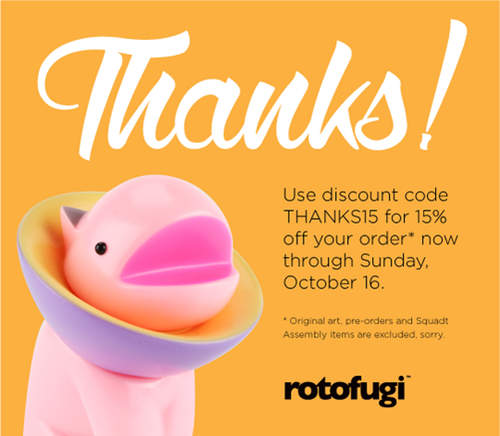 Expired Rotofugi Coupons