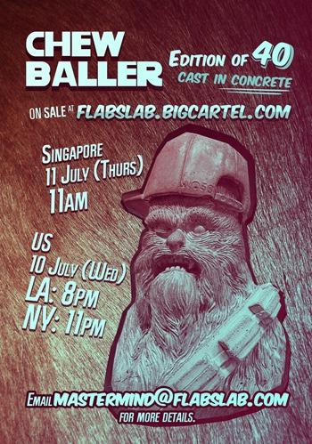 Chewballer_Poster