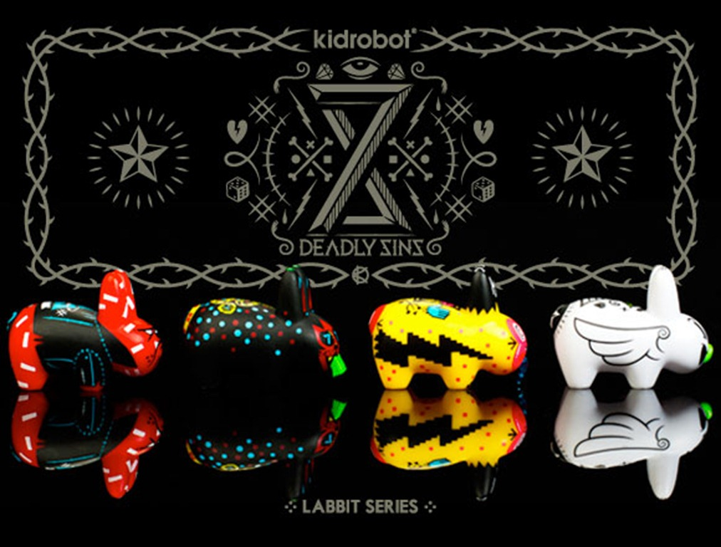 Kidrobot Kronk Kronk x Kidrobot Presents 8
