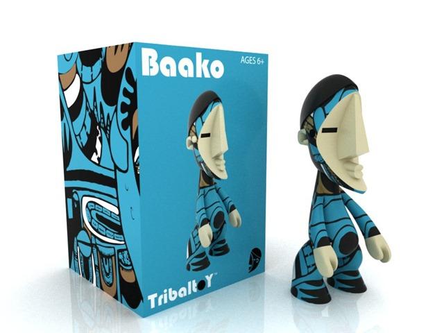 Baako TribalToy