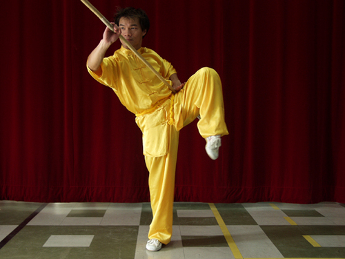 martial art of Wushu (pics