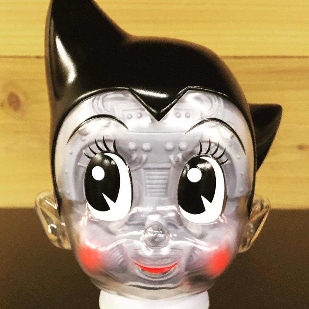 Vinyl Pulse Secret Base Big Scale Astro Boy Gid 3 Lottery