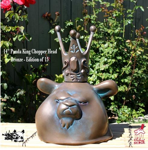 003-panda king bronze