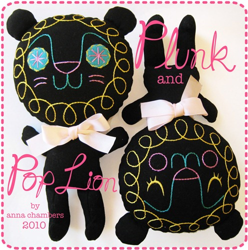 plunk & pop duo press