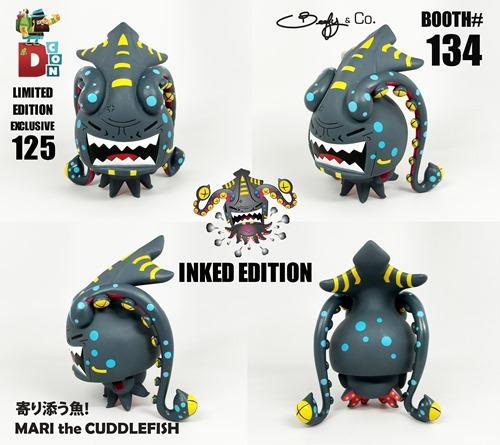 Mari Inked Edition DCON
