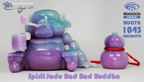 Spirit Jade Front Wondercon