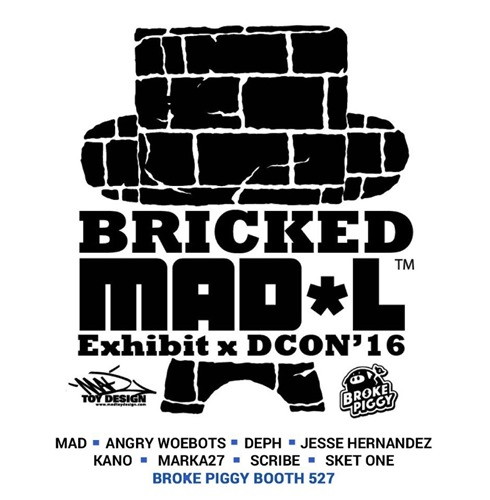 Bricked Flyer