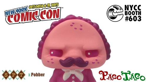NYCC Paco Taco TOP