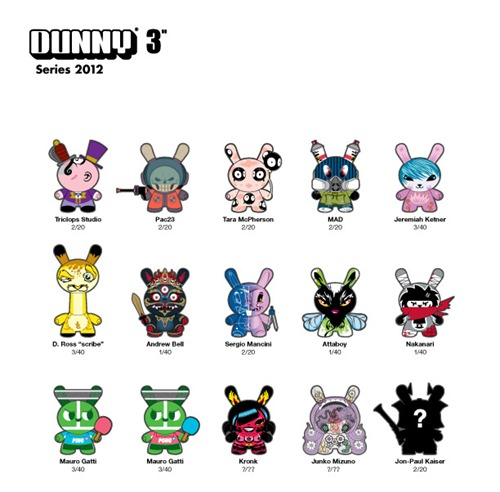 dunny2012