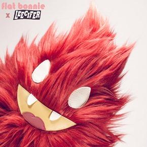 FlatBonnie-Leecifer-Honoo_DesignerCon-CloseUp