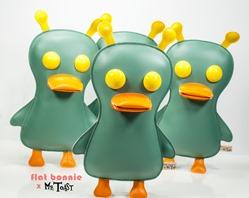 FlatBonnie-MrToast-SpaceDuck-DesignerCon-Group