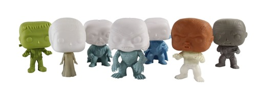 POP Universal Monsters Protos
