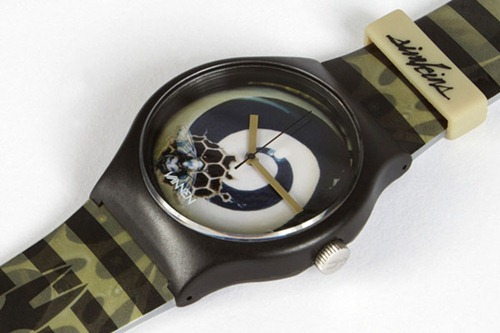 best service 86d60 23068 Greg  Craola  Simkins x Vannen -  Always Look Down  XL Watch