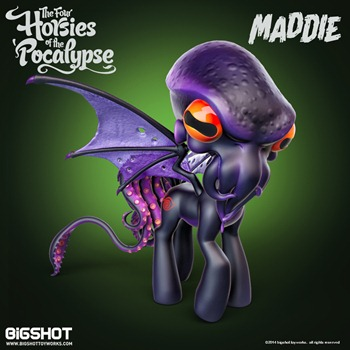 001-Maddie Cthulu front view