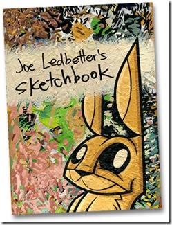 JoeLedbetterSketchbookCover