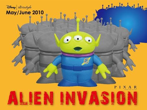 Alien-Blog