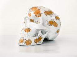 SkullGoldFlowers-1