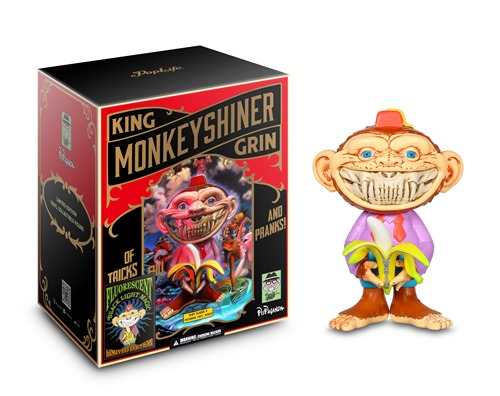 2561 King Monkeyshiner Grin Fluorescent