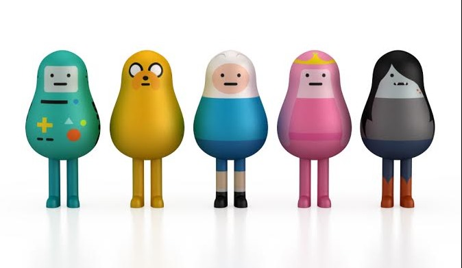 Vinyl Pulse Sticky Monster Lab X Adventure Time Toys 3 10