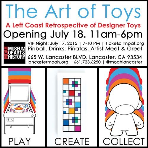 MOAH - Art of Toys - Square