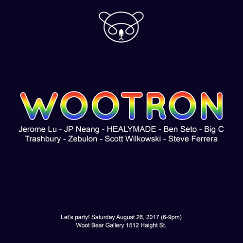 wootron flyer centered