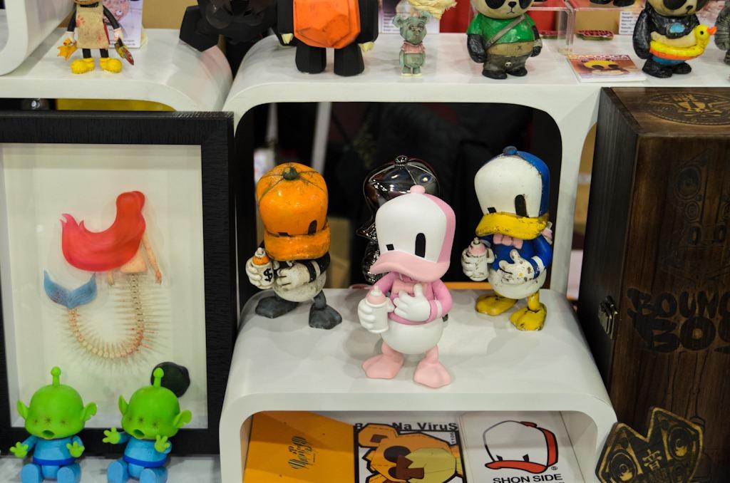 Best Art Toys : Vinyl pulse wrong gallery brings the best of taiwan art