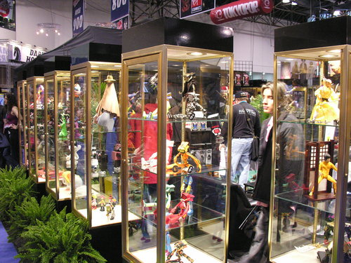 How To Build A Display Case For Action Figures