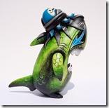 SDCC 2008 Toy Qube Customs By Brent Nolasco  No.02