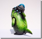 SDCC 2008 Toy Qube Customs By Brent Nolasco  No.04