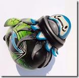 SDCC 2008 Toy Qube Customs By Brent Nolasco  No.06