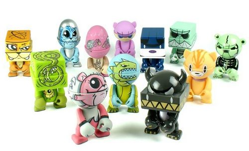 Play Imaginative Trexi Series 1 Blind Box SOLD OUT RARE