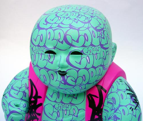 Cope 2, Graff Toy, Munny doll, graffiti, hip hop