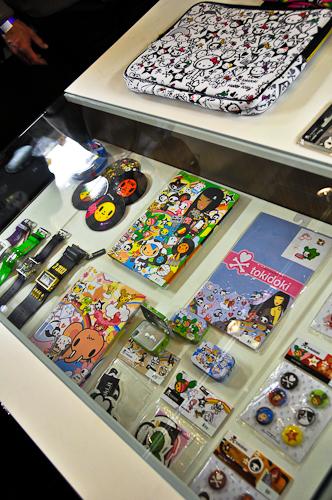 Vinyl Pulse Seen Tokidoki Melrose Store Vip Party